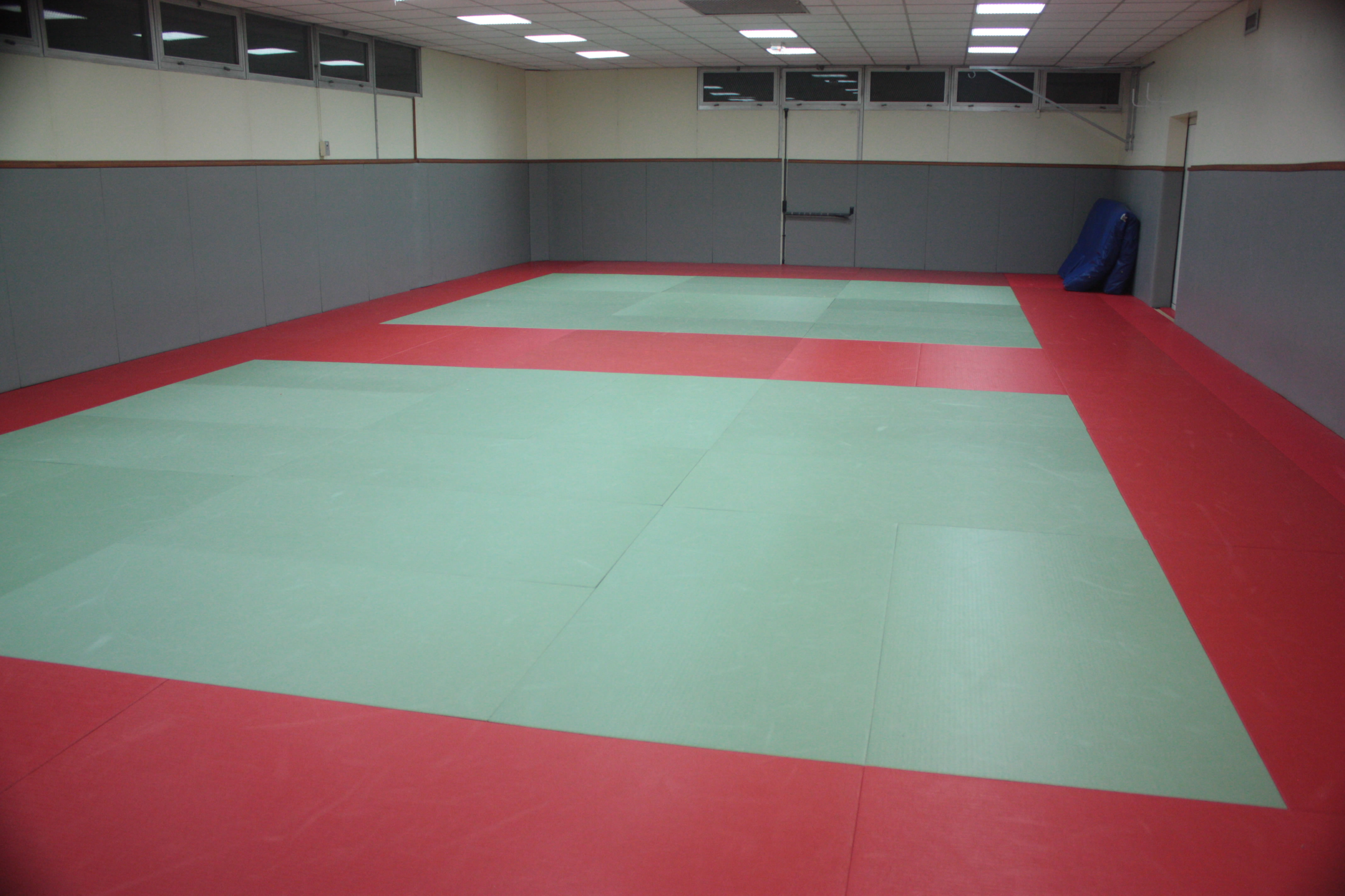 tapis judo club de chambly